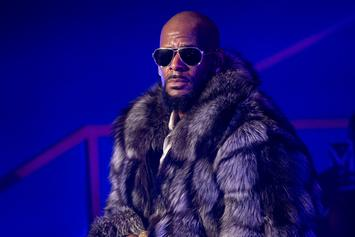 R. Kelly's Sex Tape Cache: Feds On The Hunt For More