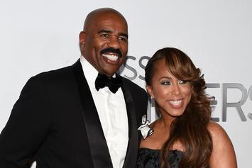 Steve Harvey & Marjorie Harvey Annihilate Divorce Rumors: Report