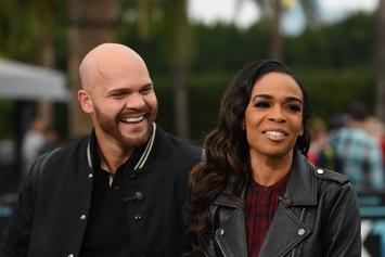 "Michelle Williams & Ex-Fiancé Chad Johnson Reportedly ""Working On Things"""