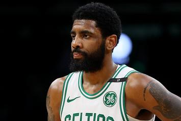 """Kyrie Irving Unfazed By Shooting Struggles: """"Who Cares?"""""""