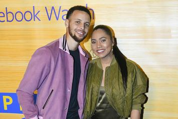 "Ayesha Curry Dragged On Twitter For ""Male Attention"" Comments"