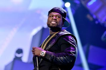 50 Cent Shares Photos With A Woman & People Thought He Was Wifed Up