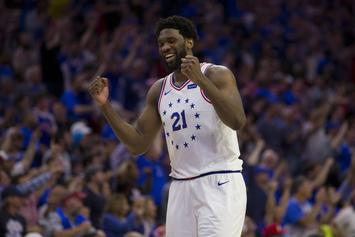 Joel Embiid Takes Responsibility After Blowout Loss To The Raptors