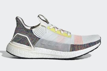 "Adidas UltraBoost 2019 ""Pride"" Celebrates The LGBT Community"