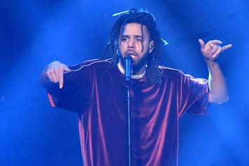 """J. Cole Called Out By """"K.O.D"""" Cover Artist For Allegedly Ripping Him Off"""