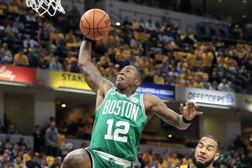 """Terry Rozier Rips Celtics Apart In Epic Rant: """"I Don't B**** And Complain"""""""
