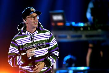 """Logic Shares Concerns With Social Media-Driven Culture On """"Confessions Of A Dangerous Mind"""""""