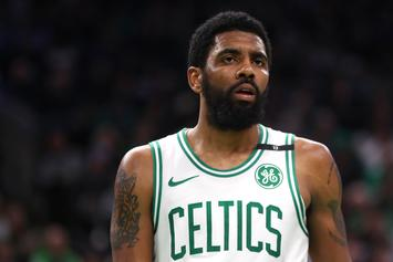"""Kyrie Irving Roasted By Anonymous Celtics Player: """"He's Hard To Play With"""""""