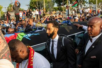 Nipsey Hussle's Brother Asking To Be In Charge Of Rapper's $2 Million Estate: Report