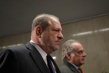 Harvard Dean Fired For Becoming Harvey Weinstein's Lawyer: Report