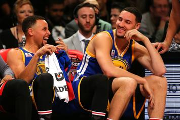 """Warriors Owner Intends On Keeping Steph Curry & Klay Thompson """"Forever"""""""