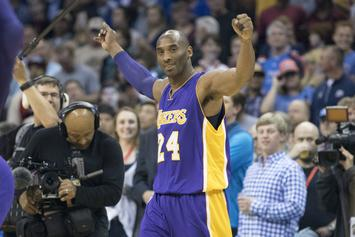 """The Game Credits """"The Documentary"""" For Motivating Kobe Bryant Before Games"""