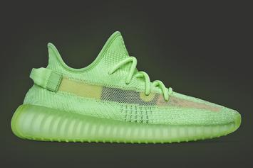 "Adidas Yeezy Boost 350 V2 ""Glow"" Drops Next Week: Official Photos"