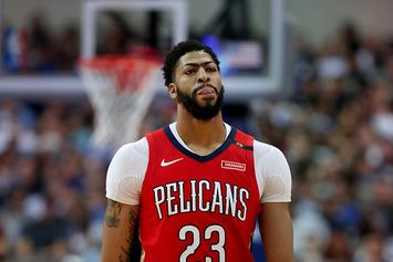 Anthony Davis Still Wants To Be Traded, Despite Pelicans Landing #1 Pick