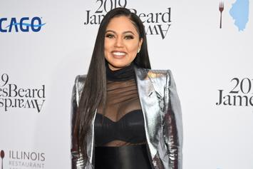 "Ayesha Curry Claps Back Perfectly At Sexist Troll After ""Stay In Kitchen"" Comment"