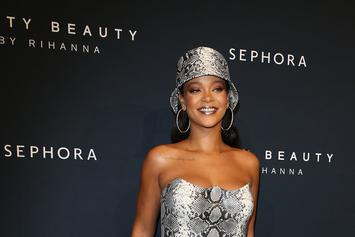 Rihanna Privately Settles Copyright Lawsuit With Freedom United Clothing Brand