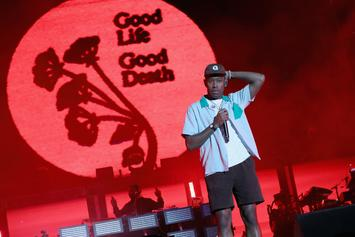 """Tyler, The Creator Says """"Cops Canceled"""" UK Concert, Hours After Travel Ban Expires"""