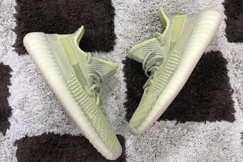 """Adidas Yeezy Boost 350 V2 """"Antlia"""" Coming Soon: New Images"""
