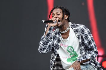 "A Leaked Upload Of Playboi Carti's ""Kid Cudi"" Is Currently No.1 On Spotify's US Viral 50 Chart"