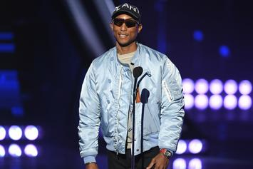 Pharrell Williams Delivers Speech To UVA Grads, Hints About Abortion Ban