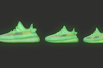 """Adidas Yeezy Boost 350 V2 """"Glow"""" Drops This Week: Release Details"""