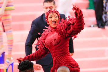 """Cardi B Files Trademark For """"Bocktails With Cardi B"""" Television Show"""