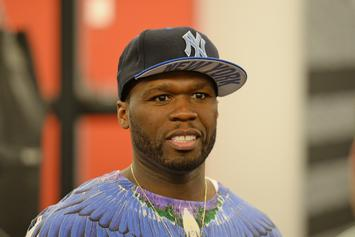 """50 Cent Finally Reacts To The """"Game Of Thrones"""" Starbucks Cup Blunder"""