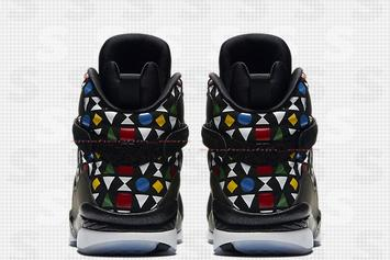 "Air Jordan 8 ""Quai 54"" Colorway Revealed: First Look"