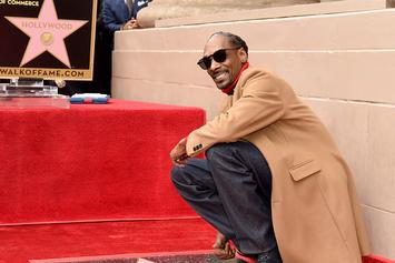 Snoop Dogg Explains Why He Thanked Himself In Hollywood Walk Of Fame Speech