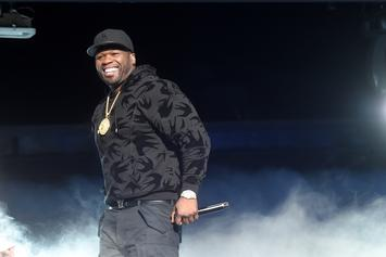 50 Cent Celebrates Himself & Shows Off Jewelry Pieces On Instagram