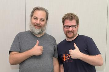 "Dan Harmon Reveals Dozens Of ""Rick And Morty"" Episode Ideas"