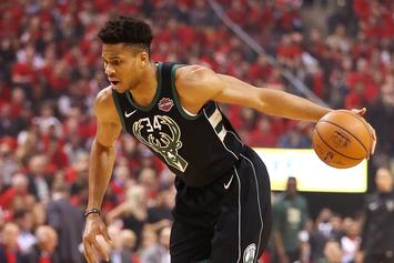 Giannis Antetokounmpo Wants All Of His Teammates Back Next Season