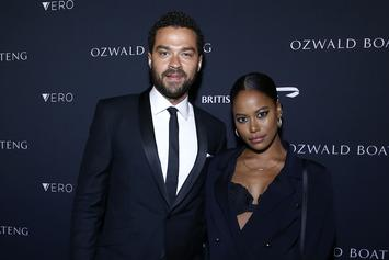 Jesse Williams & Girlfriend Taylour Paige Enjoy Colombia Vacay