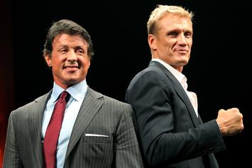 """Sylvester Stallone Nearly Died From Dolph Lundgren's Punch Filming """"Rocky IV"""""""
