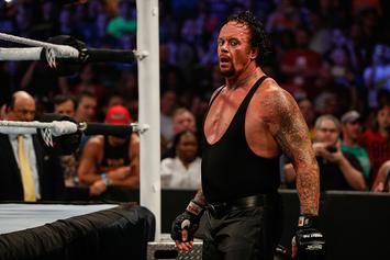 WWE Announces The Undertaker's Return To Monday Night Raw