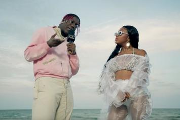 "City Girls' ""Act Up"" Video Stars Lil Yachty As A Reporter & Vocal Coach"
