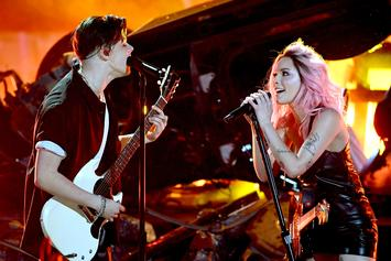 Halsey & Yungblud Share Adorable Candid Pics From Their Vacation