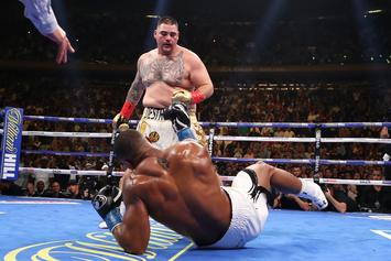 Andy Ruiz Jr. Defeats Anthony Joshua In Major Upset Win For Heavyweight Titles