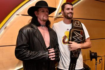 The Undertaker Announced For Monday Night Raw Ahead Of Goldberg Match