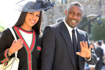 "Idria Elba Details His ""Love At First Sight"" Moment With Wife Sabrina Dhowre"