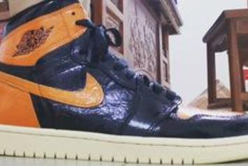 "Air Jordan 1 High OG ""Shattered Backboard"" Drops This Fall: Closer Look"