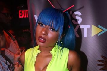 """Megan Thee Stallion Spits Freestyle On """"Sway In The Morning"""""""