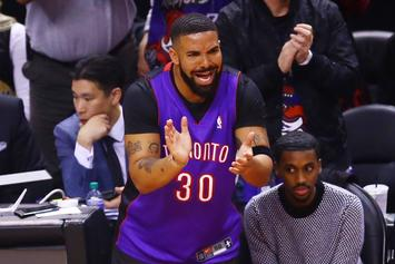 Drake's Trolling Continues With Klay Thompson Photo Following Raptors Game 3 Win