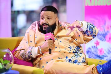 """DJ Khaled Reportedly Threw A """"Temper Tantrum"""" After New Album Debuted At #2"""