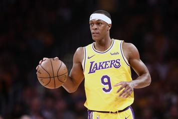 "Rajon Rondo Explains Lakers' ""Psychological Undoing"" During Anthony Davis Talks"