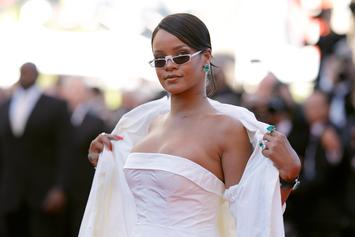 "Rihanna On Her New Album: ""Really Does Suck That It Can't Just Come Out"""