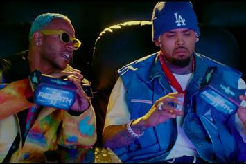 """Eric Bellinger & Chris Brown Get Transported To The Ultimate Party In """"Type A Way"""" Video"""
