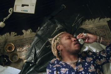 "Future Drops Muddy Visuals For ""XanaX Damage"""