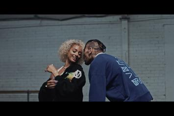 """DaniLeigh & Chris Brown Are A Dancing Duo In """"Easy (Remix)"""" Video"""