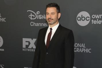 """Jimmy Kimmel Teases Pretend Involvement In """"Spider-Man: Far From Home"""""""